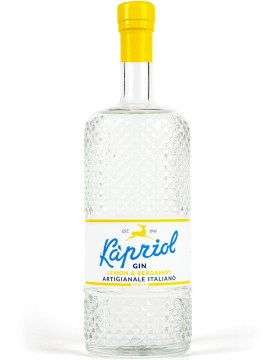 Kapriol-Lemon-Bergamot-Gin